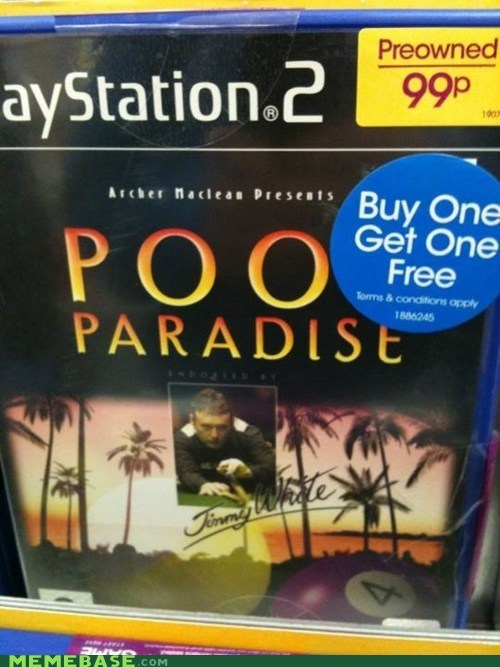 IRL poo paradise sticker video game - 6069448960