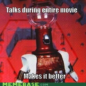 Good Guy Greg Movie mst3k talking tom servo - 6069466112