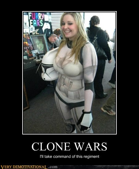 clone wars hilarious regiment Sexy Ladies - 6069476608