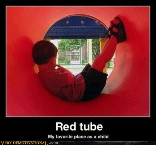 child hilarious play set red tube - 6069575168