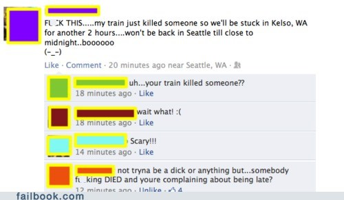 First World Problems,trains,failbook