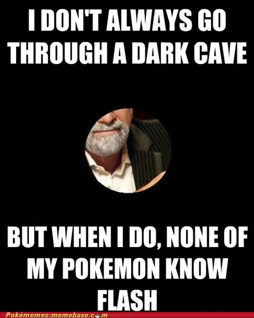 dark cave flash meme Memes the most interesting man in the world