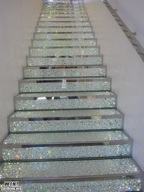 design pretty colors stairs - 6070320128