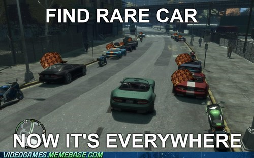 Grand Theft Auto,meme,rare car,scumbag hat