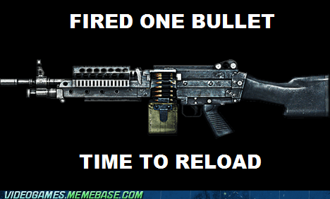 battlefield bullets call of duty FPS guns reload shooters the internets - 6070395392