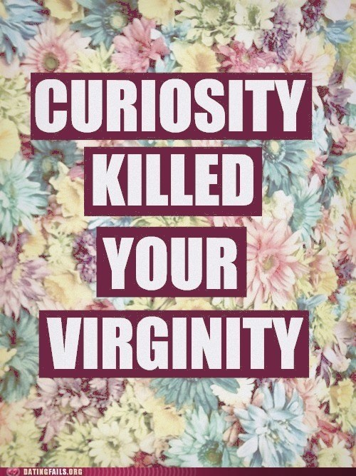 curiousity virginity - 6070626048