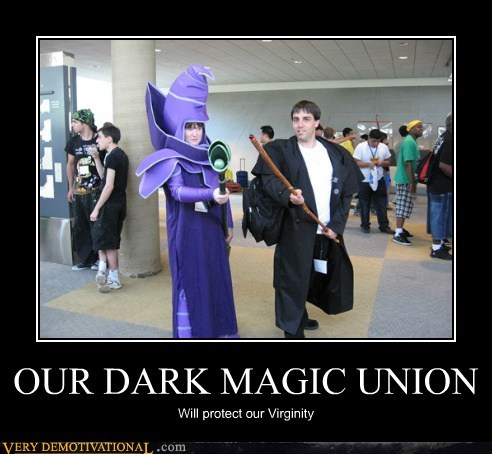 cosplay dark magic hilarious