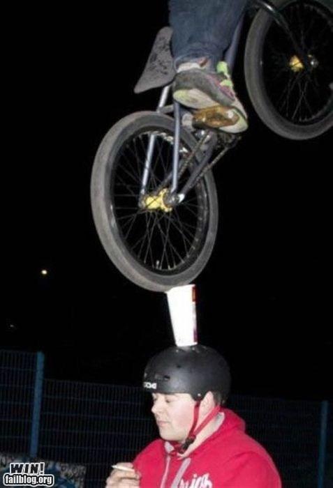 balance bike jump stunt - 6070711040