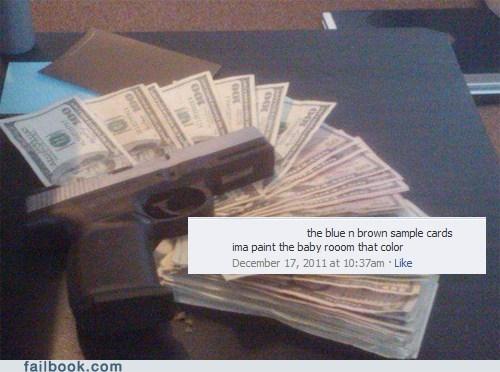 gun parenting picture wtf - 6072284672