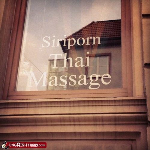 apple bangkok iphone iphone 4 massage siri siriporn Thai thai massage thailand