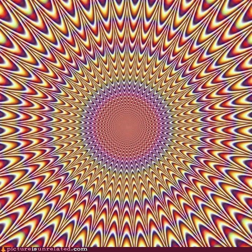 awesome best of week double rainbow optical illusion wtf - 6072835328