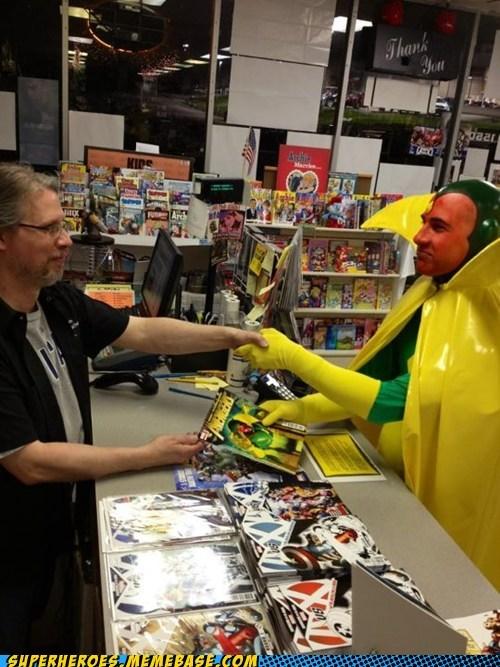 alien avengers Super Costume vision - 6073172224