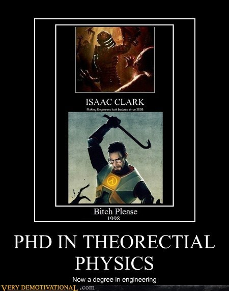 engineer gordon freeman hilarious theoretical physics - 6073381120