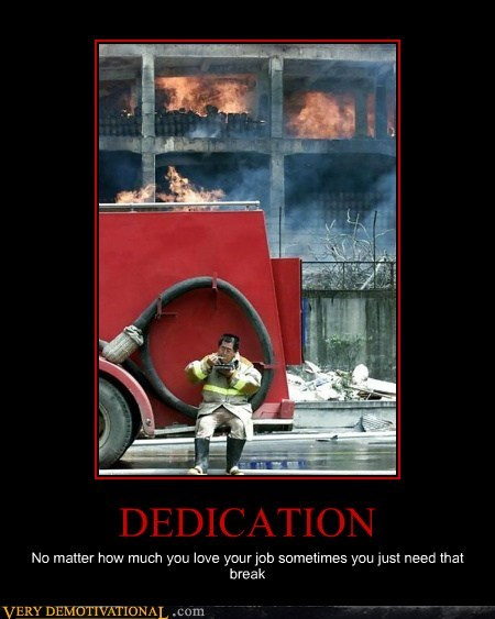 break,dedication,firetruck,hilarious