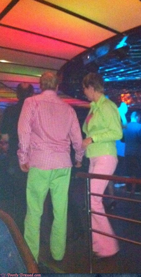 club,couple,neon