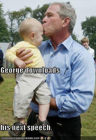 george w bush president Republicans - 607401728