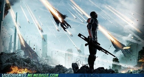 BioWare,DLC,dumb,endings,extended cut,free,mass effect 3,news,video games