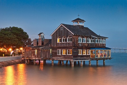 california Hall of Fame house seaport - 6074192128