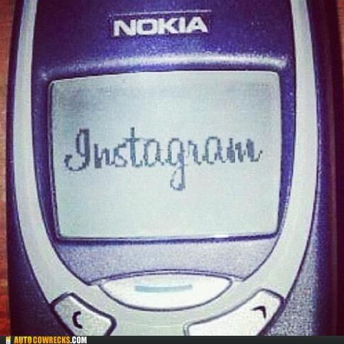 instagram nokia - 6074519552