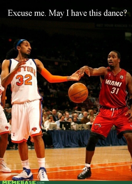 basketball dancing Heat knicks Memes miami new york - 6074710528
