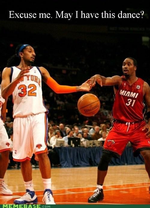basketball dancing Heat knicks Memes miami new york - 6074710528