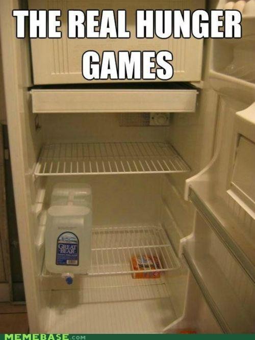 fridge hunger games IRL Memes peeta real team - 6074805760