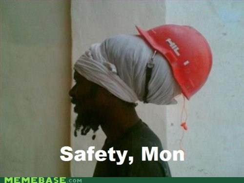 You Gotta Do Safety First