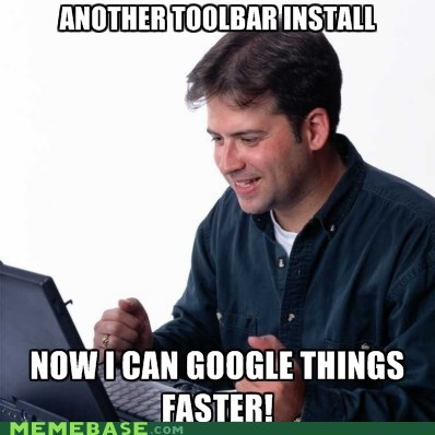 google Net Noob speed toolbar website - 6074944512