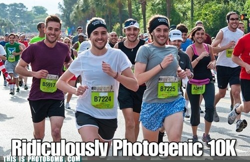 Ridiculously Photogenic 10K