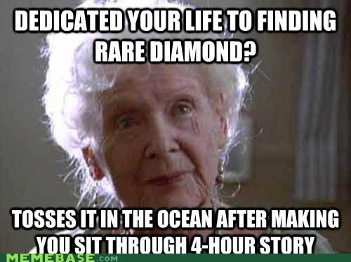 diamond Memes ocean story titanic - 6075008512