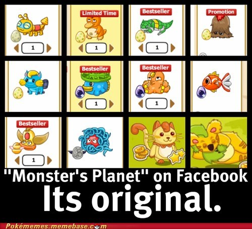 facebook,knockoff,monsters-planet,original,seems legit,the internets