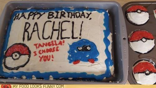 birthday cake choose pokeball Pokémon - 6075205888