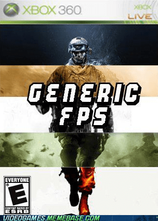 box art FPS Hardcore Gamerz I see what you did there - 6075331328
