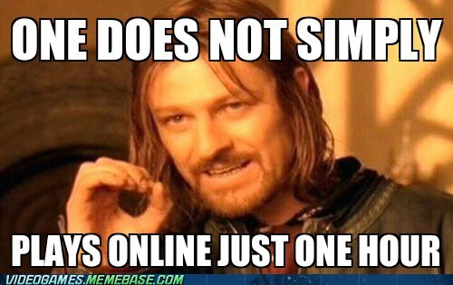 impossibru meme one does not simply online gaming - 6076008960