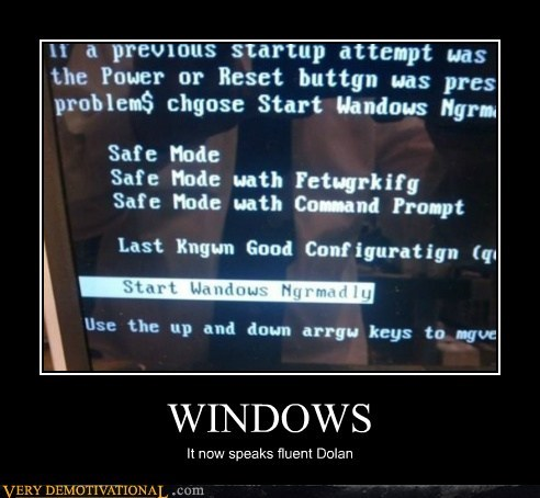 broken dolan hilarious safe mode windows - 6076704256