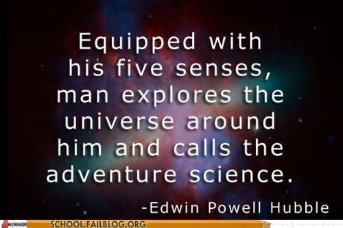 class is in session edwin hubble science 332 - 6076881152