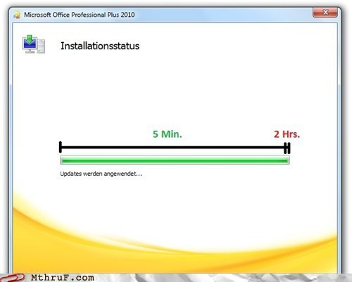 10 percent,90 percent,downloading,old saying