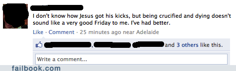 easter good friday jesus religion weekend failbook - 6077180672