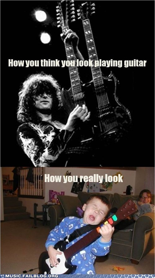 child guitar guitarist Jimmy Page led zeppelin - 6077569024