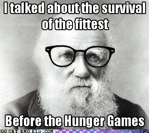best of week,Darwin,hipster,hipsterlulz,survival of the fittest