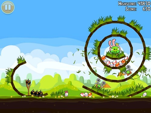 angry birds Farmville gaming - 6077634048
