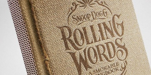 smokable book,snoop dogg