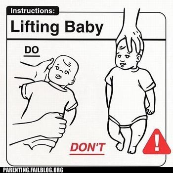 baby instructions safety tips - 6077854976