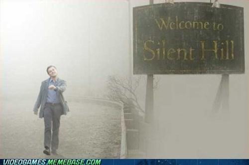 leonardo dicaprio meme silent hill strutting leo - 6077881856