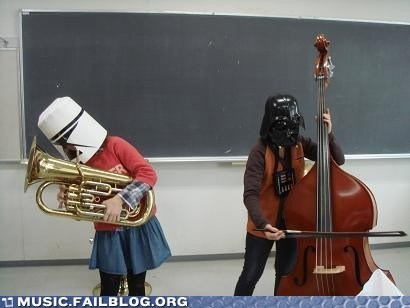 band,cello,classical,darth vader,french horn,star wars