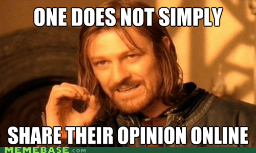 names,one does not simply,online,opinion
