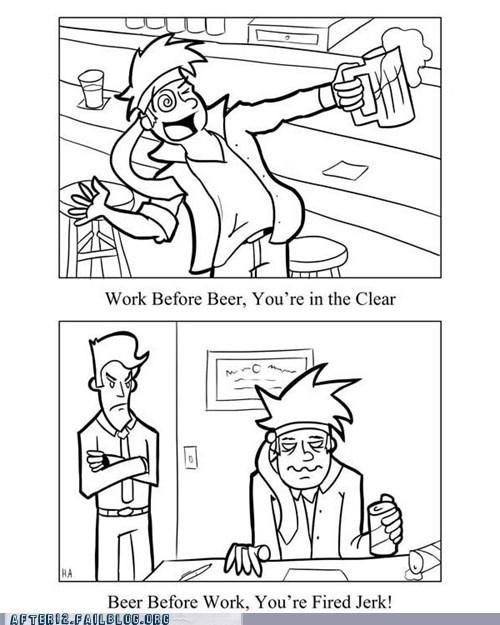college humor comic monday thru friday work - 6078498304