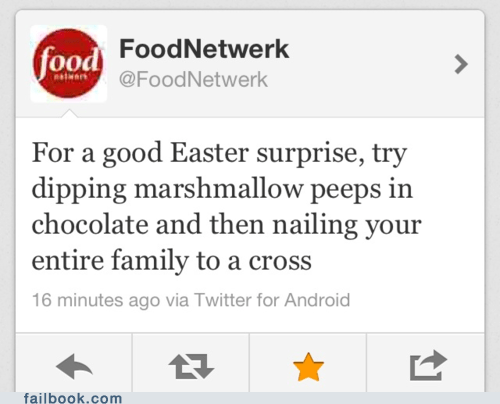 easter fake Featured Fail religion twitter - 6078705408