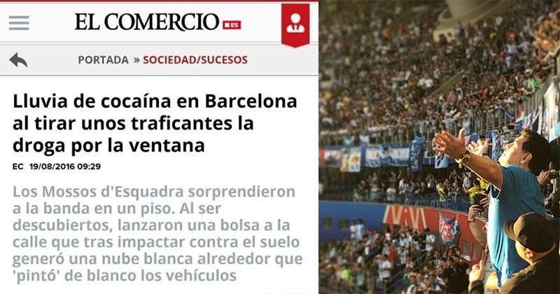 cocaina barcelona