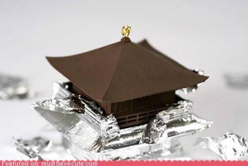 epicute foil pavilion chocolate silver - 6078749952